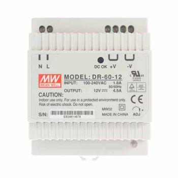 Trafo 12 Volt DC 54W/4,5 ampere